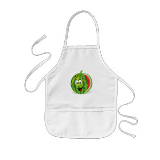 Watermelon Kids Apron