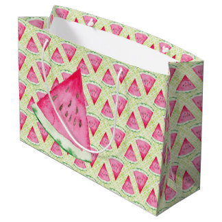 Watermelon Large Gift Bag