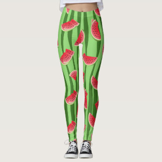 Watermelon Leggings