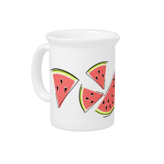 Watermelon Line pitcher