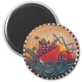 Watermelon Madness Magnet