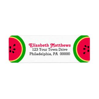 Watermelon Modern Summer Fun