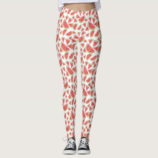 Watermelon Multi leggings