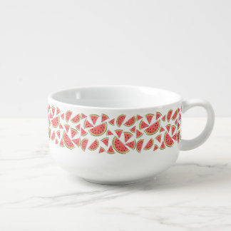 Watermelon Multi soup mug