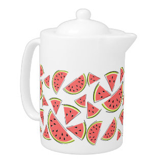 Watermelon Multi teapot