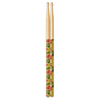 Watermelon Pattern Drumsticks