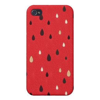 Watermelon Pattern iPhone 4/4S Case
