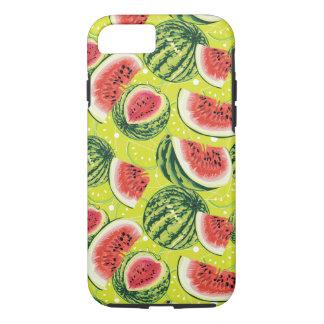 Watermelon Pattern iPhone 8/7 Case