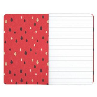 Watermelon Pattern Journal