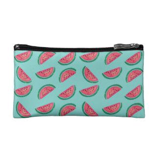 Watermelon Pattern Makeup Bags