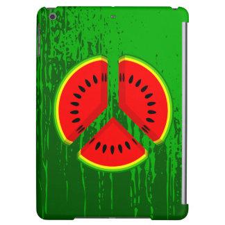 Watermelon Peace Symbol
