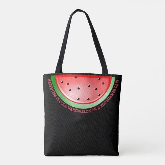 Watermelon Personalised Bag