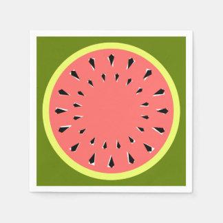Watermelon Pink napkins paper Paper Napkin