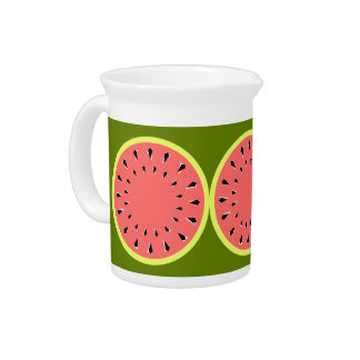 Watermelon Pink pitcher