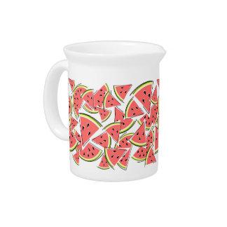 Watermelon pitcher