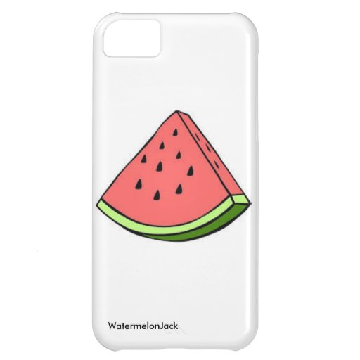 Watermelon Please iPhone 5C Covers