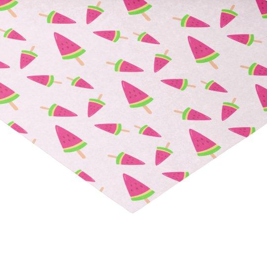 Watermelon Pop Tissue Paper