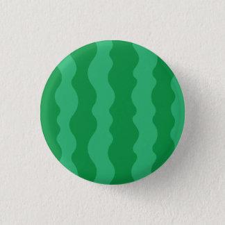 Watermelon Rind 3 Cm Round Badge