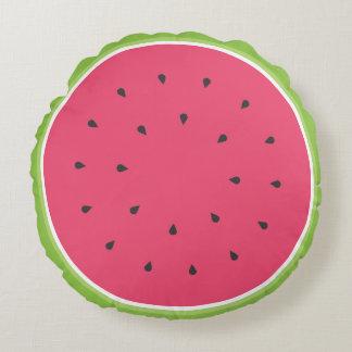 Watermelon Round Cushion