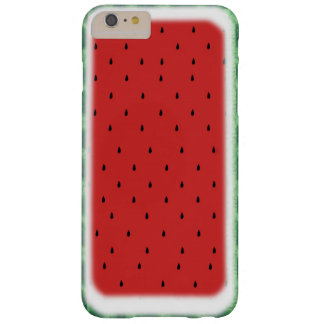 Watermelon slice barely there iPhone 6 plus case