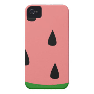 Watermelon Slice iPhone 4 Covers