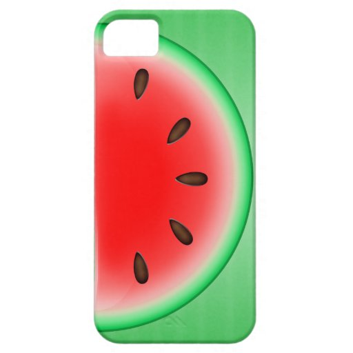 Watermelon Slice iPhone 5 Covers