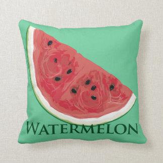 Watermelon Slice Cushion