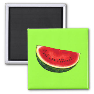 Watermelon Slice Magnet