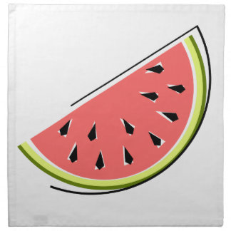 Watermelon Slice  napkins cloth