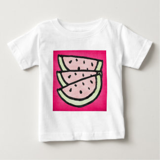 Watermelon Slices Baby T-Shirt