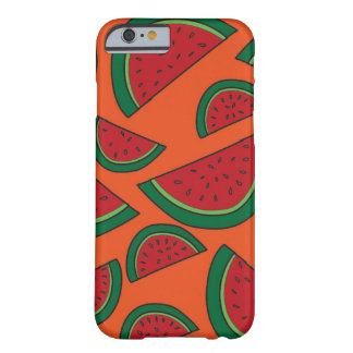 Watermelon Slices Barely There iPhone 6 Case