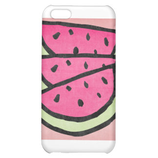 Watermelon Slices Case For iPhone 5C