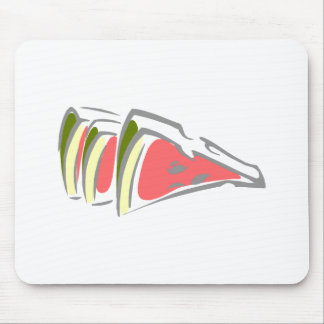 Watermelon Slices Mouse Pads