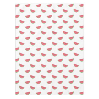 Watermelon Slices Pattern Picnic Party Tablecloth