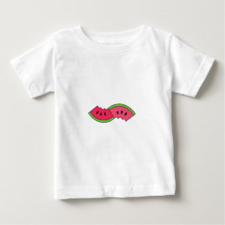 WATERMELON SLICES T SHIRTS