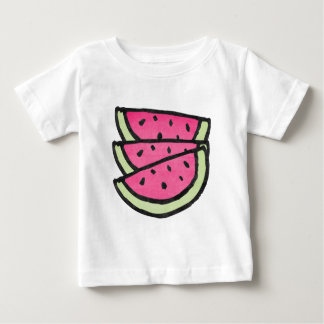 Watermelon Slices Tee Shirts