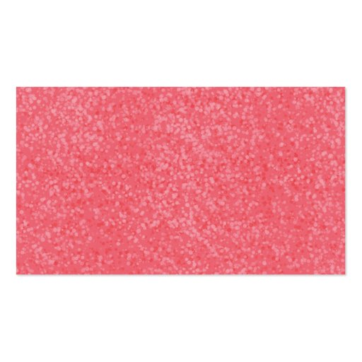 WATERMELON SPECKLED Paper TEXTURE TEMPLATE BACKGRO Business Cards