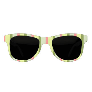 Watermelon Stripe Classic sunglasses
