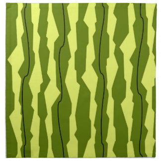 Watermelon Stripe napkins cloth