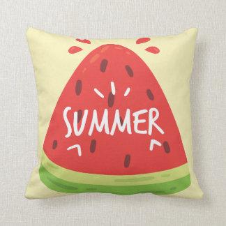 Watermelon Summer Cushion