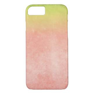 Watermelon Watercolour Design iPhone 7 Case