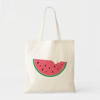 Watermelon Watermelons Fruit Sweet Health Fresh Canvas Bag