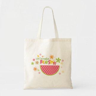 Watermelon Watermelons Fruit Sweet Health Fresh Budget Tote Bag