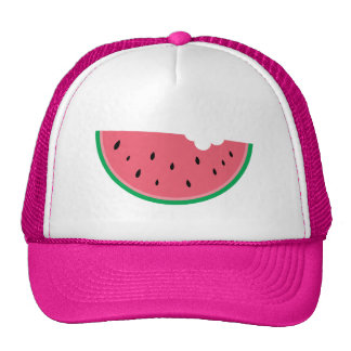 Watermelon Watermelons Fruit Sweet Health Fresh Cap