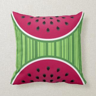 Watermelon Wedgies Cushion