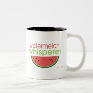 Watermelon Whisperer Coffee Mugs