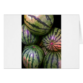 Watermelons Card