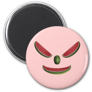 Watermelons Grin Magnet