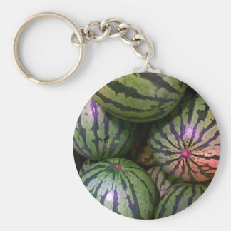 Watermelons Key Ring