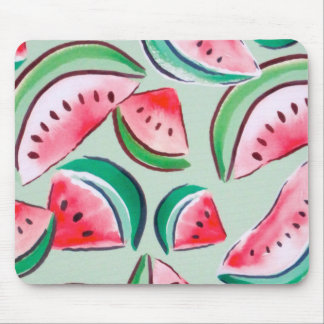 watermelons mouse mat